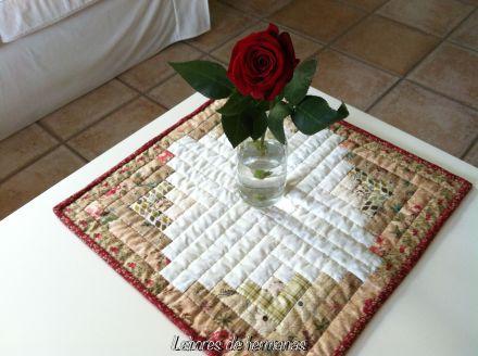 La rosa, es un regalo de mi compañera Carmen Abellan.