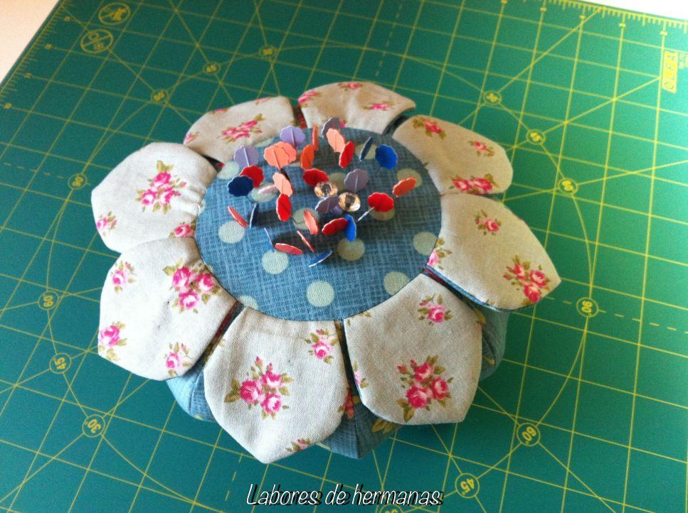 Esta hecho con telas Tilda, y claro siempre aciertas, las pongas como las pongas.
