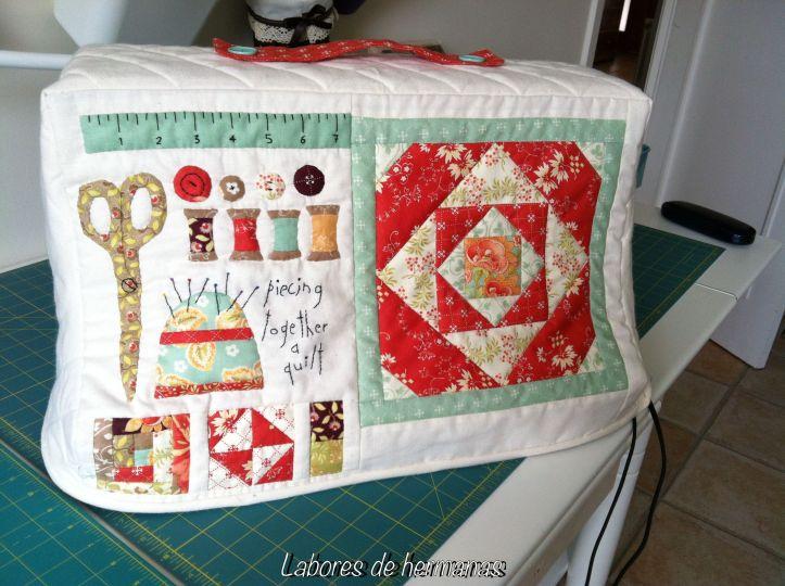 Funda máquina de coser